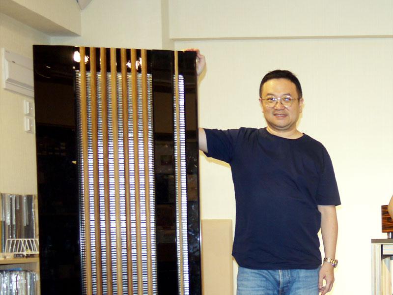 Chris Leung of Audio Exotics